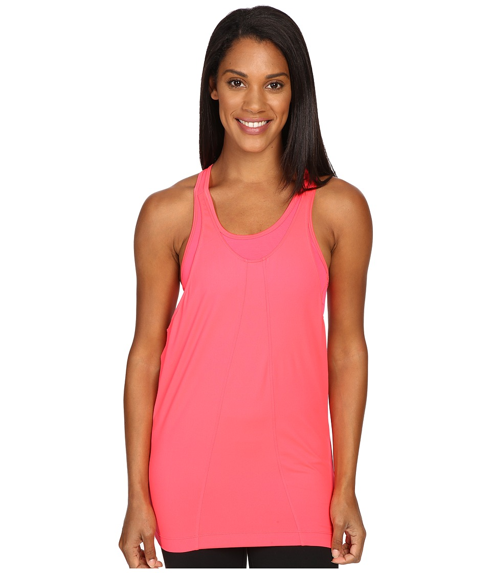Lole - Polina Tank Top (Reflector Pink) Women's Sleeveless