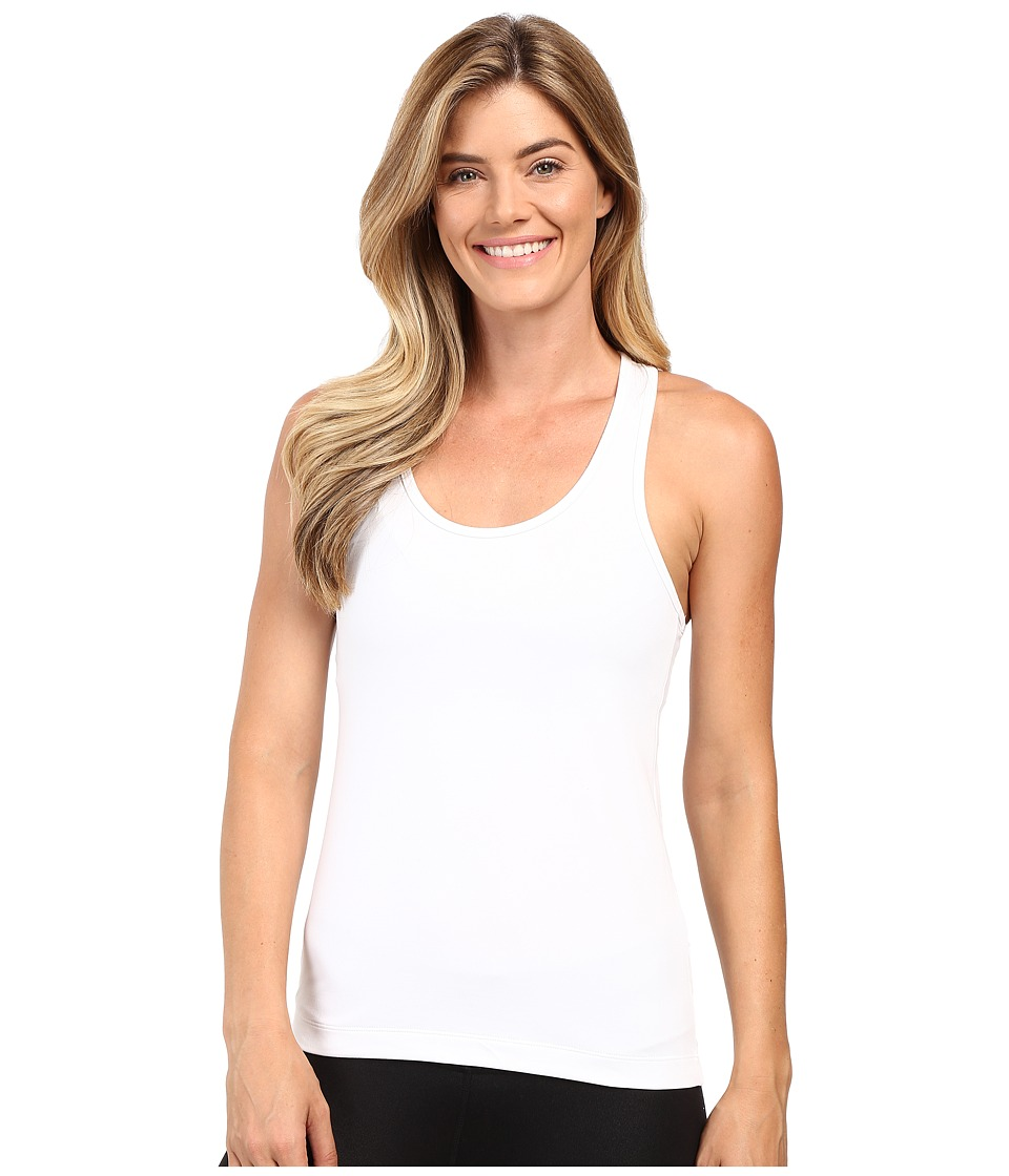 Lole - Fancy Tank Top (White 2) Women's Sleeveless
