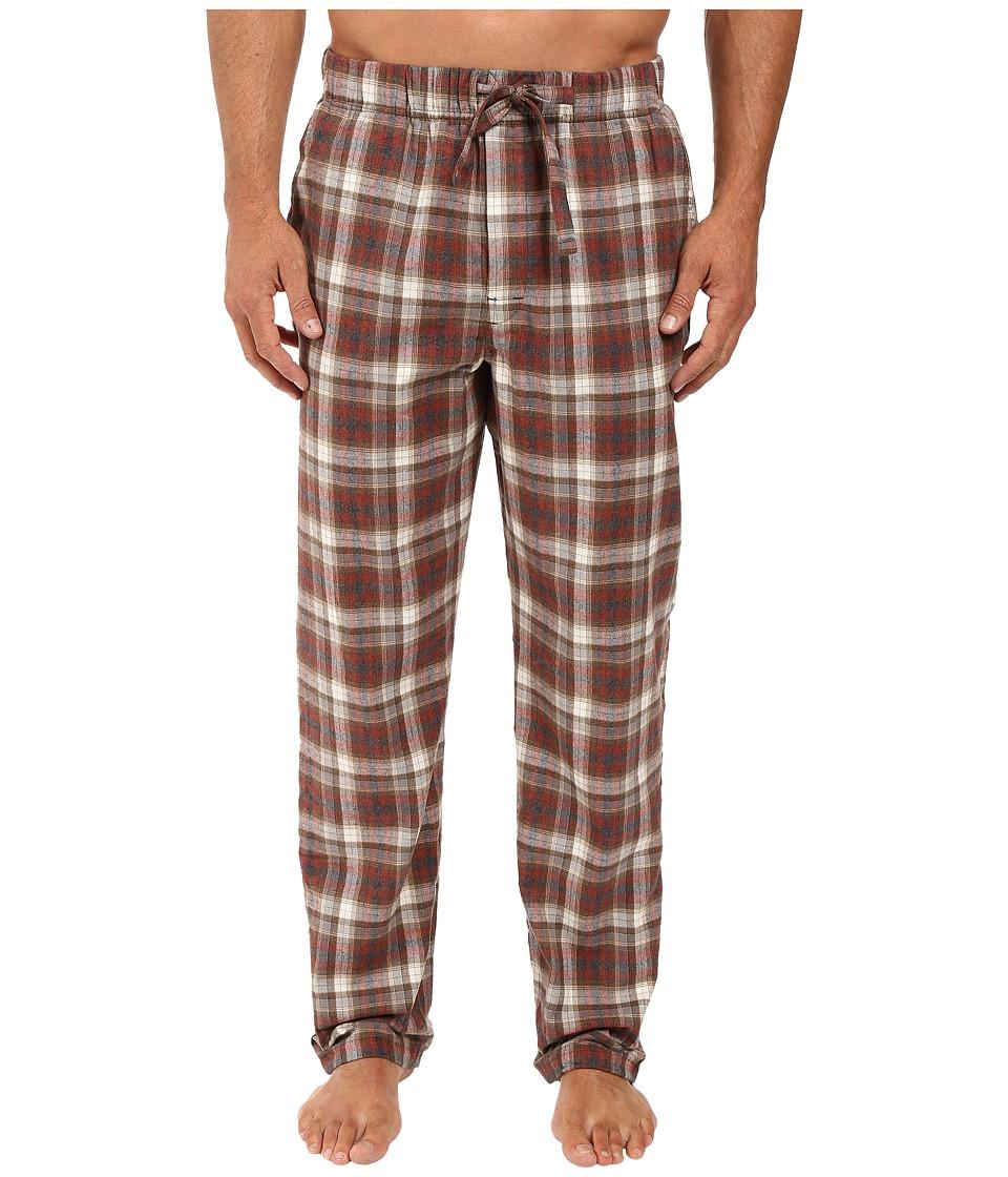 Toad&Co - Shuteye Pants (Dark Chestnut) Men's Pajama
