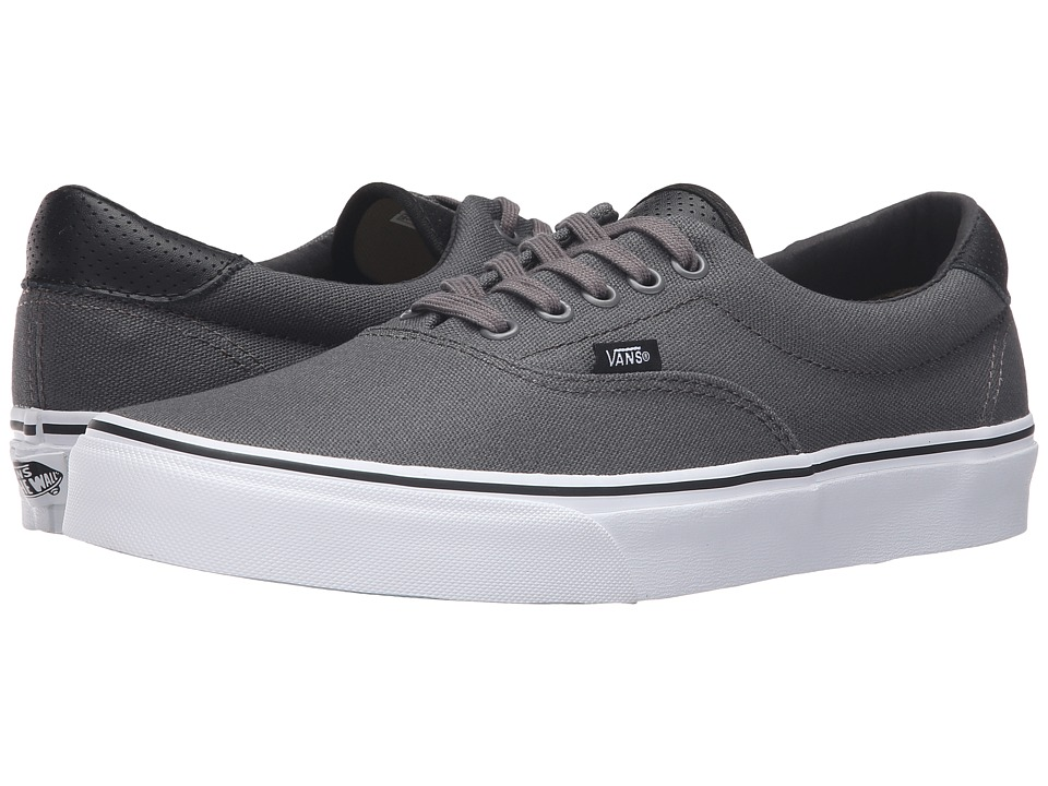 Vans - Era 59 ((C&P) Pewter/Black) Skate Shoes