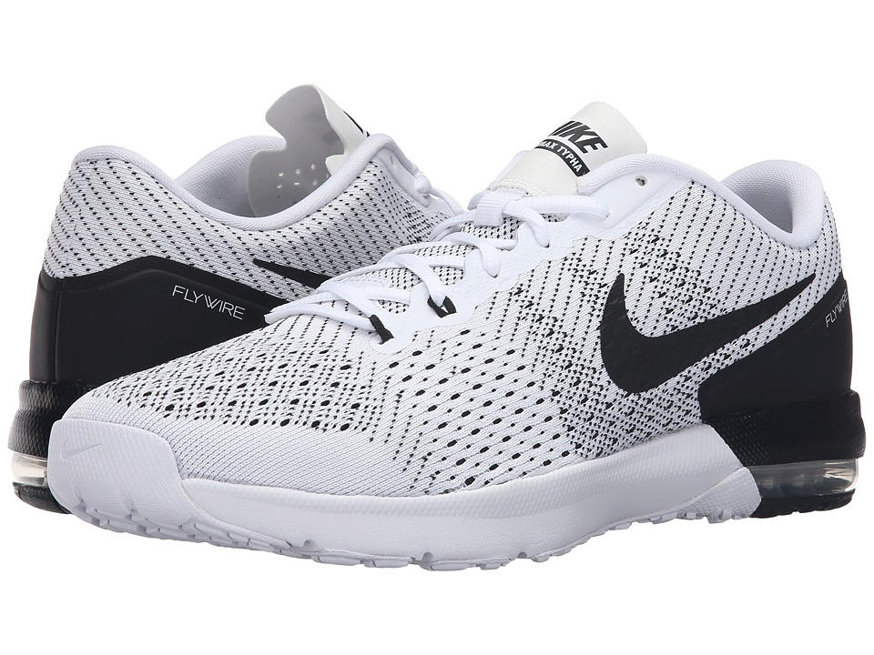 Nike - Air Max Typha (White/Black) Men's Shoes