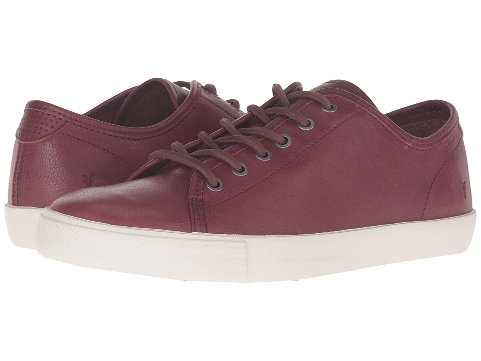 Frye - Brett Low (Bordeaux) Men's Lace up casual Shoes