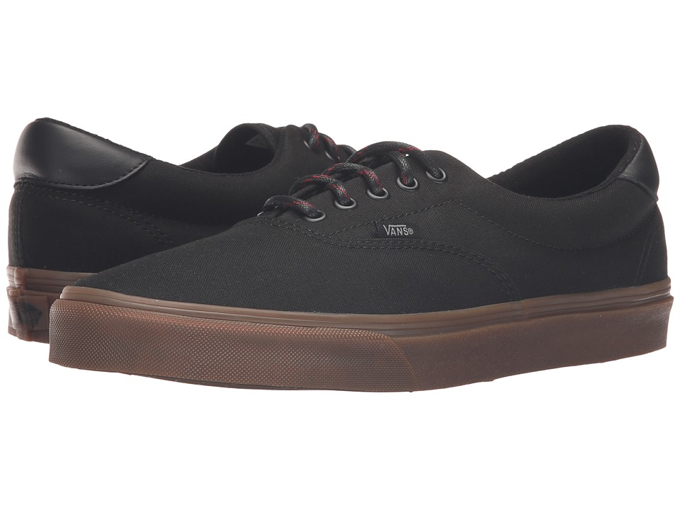Vans - Era 59 ((Hiking) Black/Gum) Skate Shoes