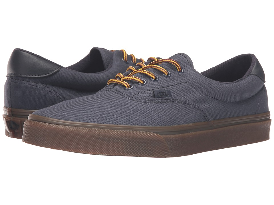 Vans - Era 59 ((Hiking) Parisian Night/Gum) Skate Shoes