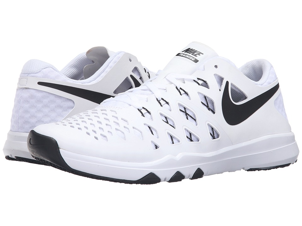 Nike Train Speed 4 White-Black Mens Shoes