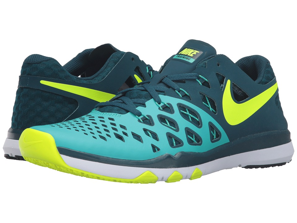 Nike - Train Speed 4 (Hyper Jade/Midnight Turquoise/Black/Volt) Men's Shoes