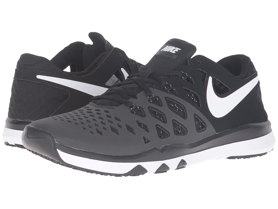 Nike - Train Speed 4 (Black/Black/White) Men's Shoes