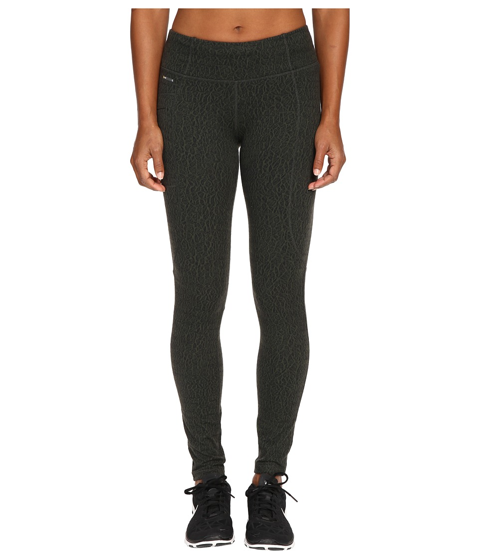 Lole - Evie Leggings (Greens Alleys) Women's Casual Pants