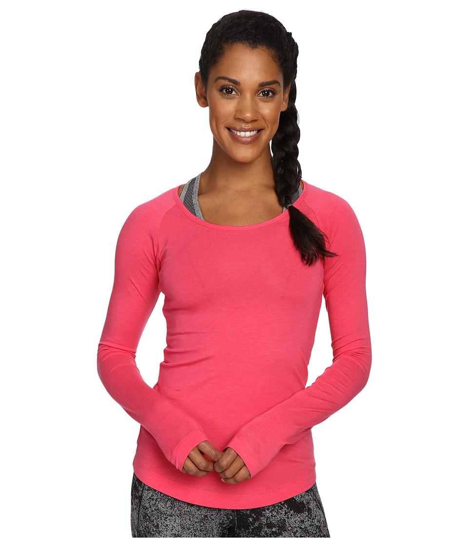 Lole Kendra Long Sleeve Top (Azalea) Women