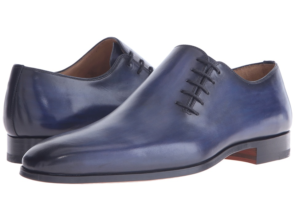 Magnanni - Jael (Ocean) Men's Slip-on Dress Shoes