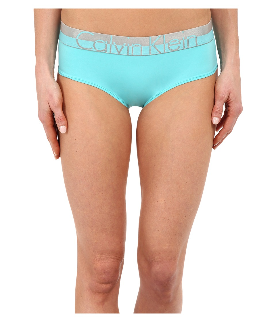 Calvin Klein Underwear - Magnetic Force Hipster (Bitter) Women's Underwear