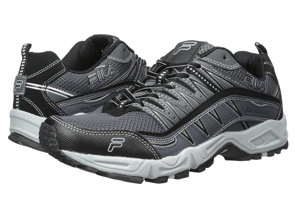 Fila - At Peake (Castlerock/Hirise/Black) Men