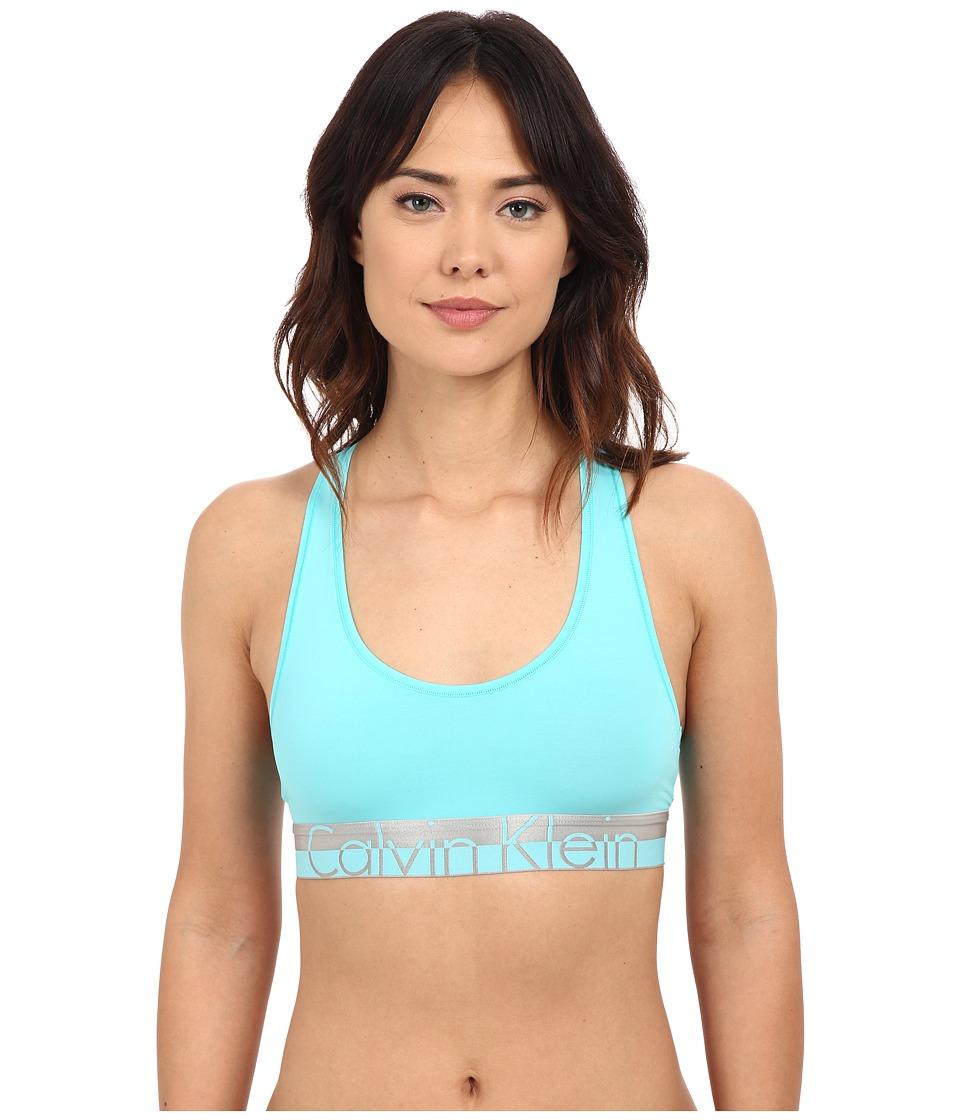 Calvin Klein Underwear - Magnetic Force Bralette (Bitter) Women's Bra