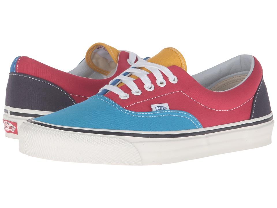 Vans - Era 95 Reissue ((50th) STV/Multicolor) Skate Shoes
