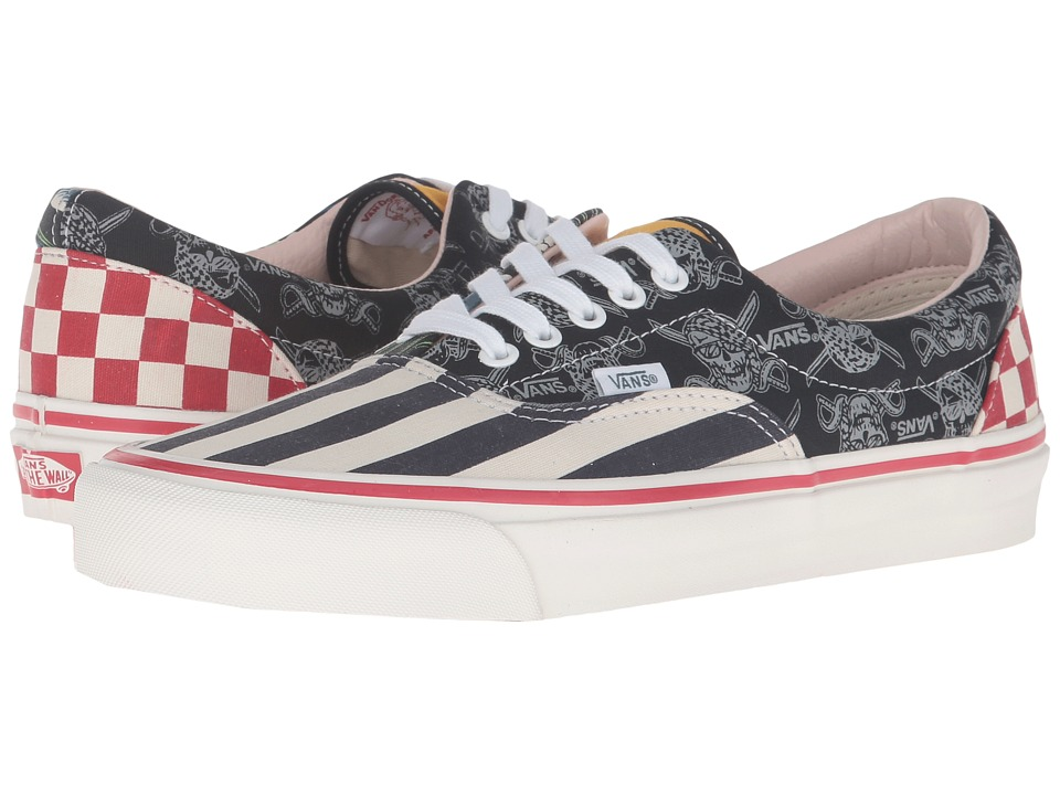 Vans - Era 95 Reissue ((50th) STV/Multi Print) Skate Shoes
