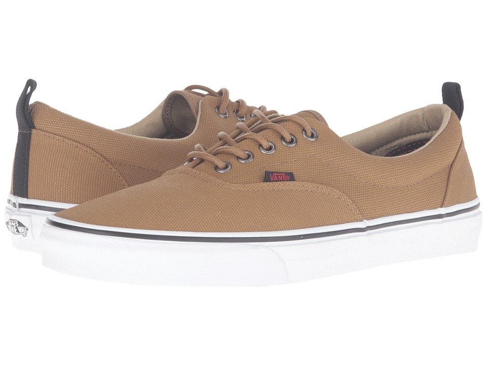 Vans - Era PT ((Military Twill) Ermine/True White) Skate Shoes