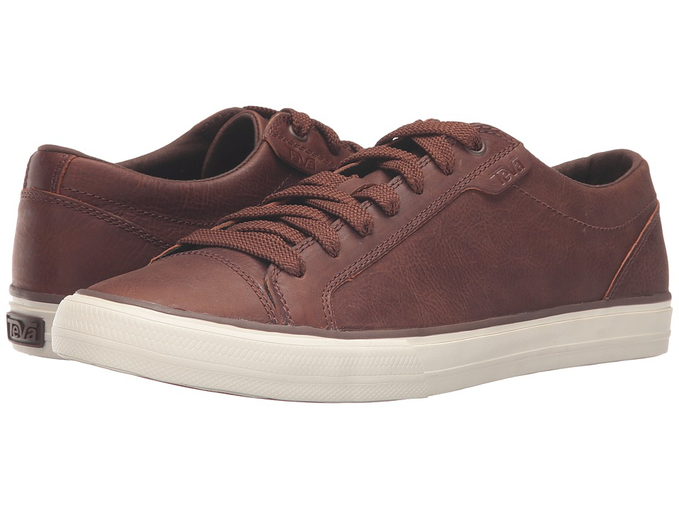 Teva - Roller Leather (Cognac) Men's Shoes