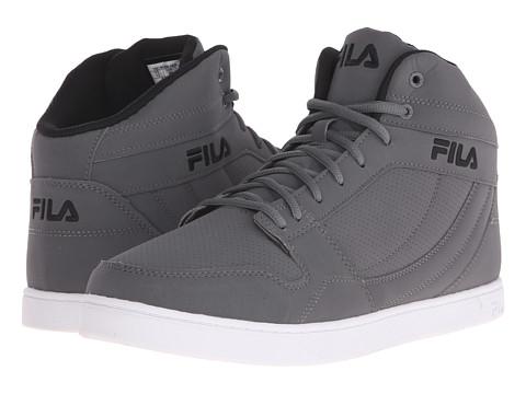 Fila - Fairfax (Castlerock/White/Black) Men's Shoes
