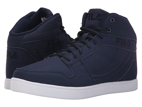 Fila - Fairfax (Fila Navy/White/Fila Navy) Men's Shoes