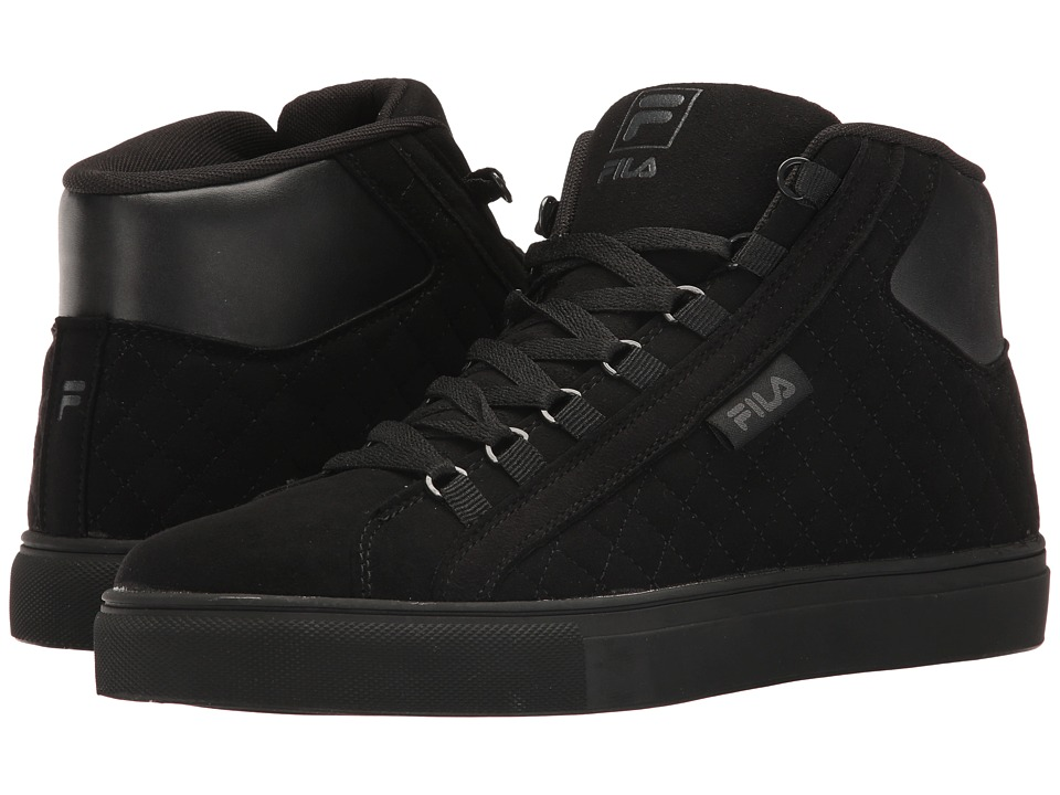 Fila Oxidize 2 (Black/Black/Dark Shade) Men