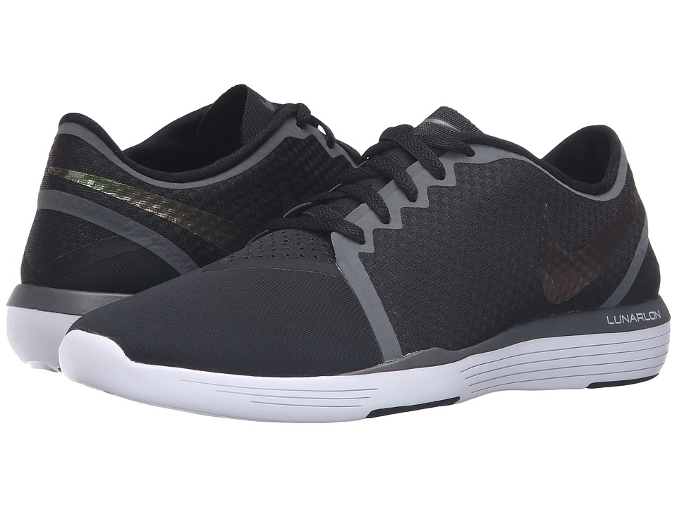 Nike - Lunar Sculpt (Black/Dark Grey/Black) Women's Cross Training Shoes