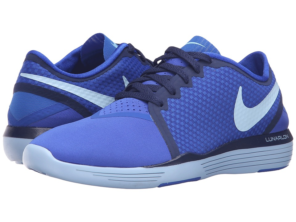 Nike - Lunar Sculpt (Racer Blue/Loyal Blue/Ice Blue) Women's Cross Training Shoes