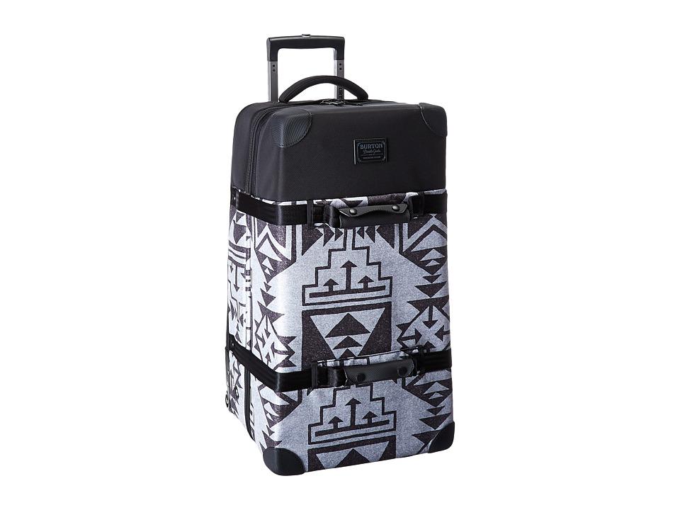 Burton - Wheelie Double Deck (Neu Nordic Print) Duffel Bags