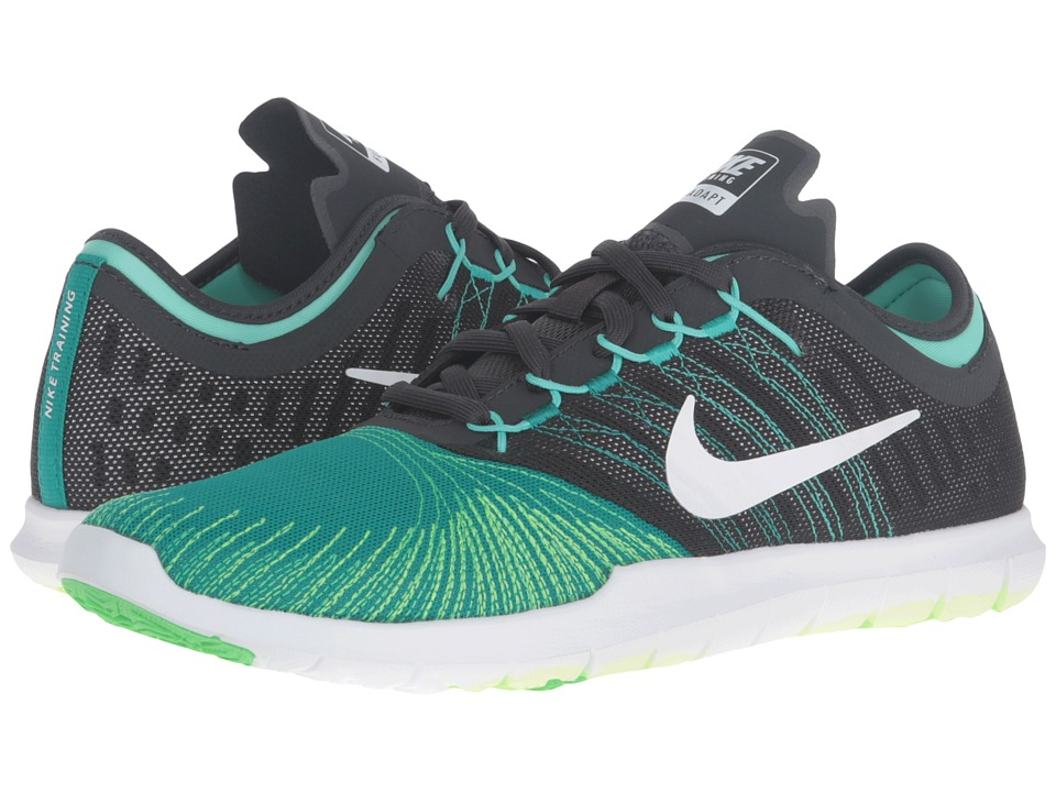 Nike - Flex Adapt TR (Rio Teal/Anthracite/Hyper Turquoise/White) Women's Cross Training Shoes
