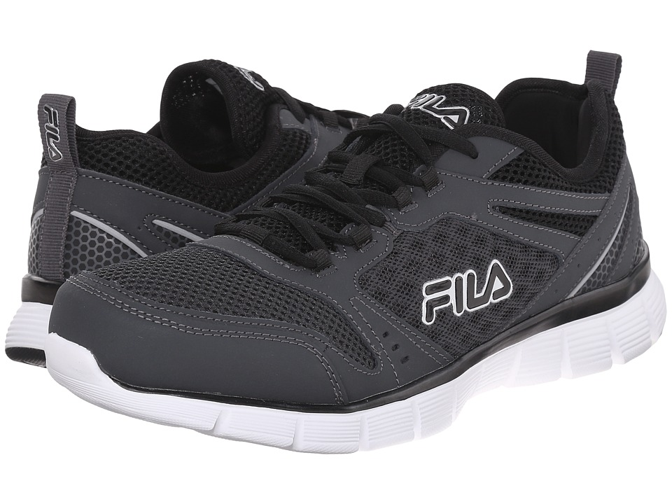 Fila - Memory Deluxe SE (Castlerock/Black) Men's Shoes