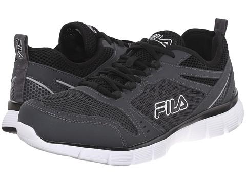Fila - Memory Deluxe SE (Castlerock/Black) Men's Shoes