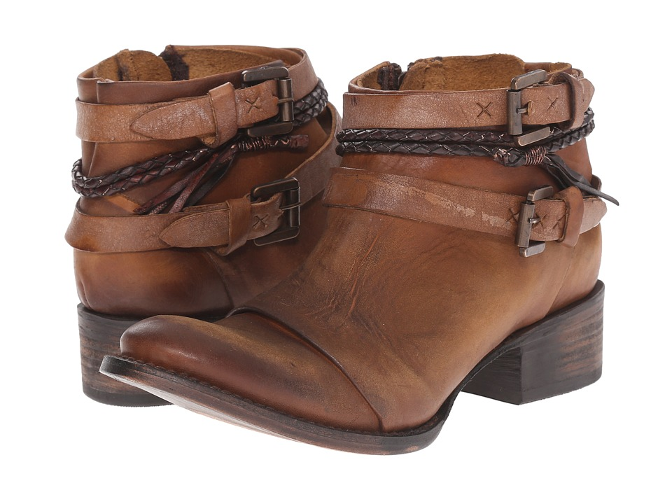 Freebird - Simba (Cognac) Women's Shoes