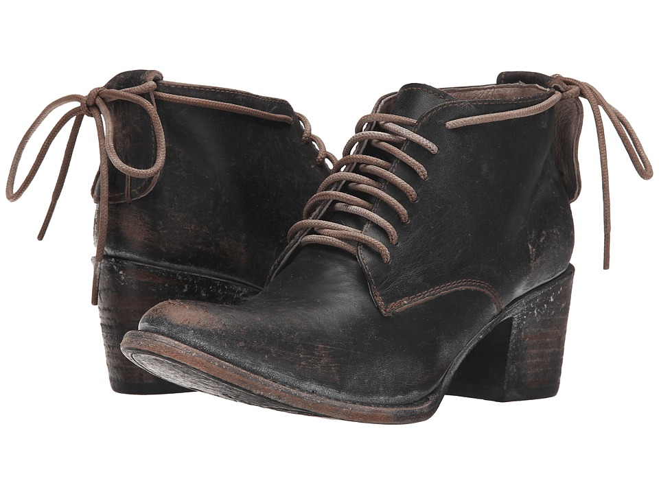 Freebird - Sidra (Black) Women's Lace-up Boots