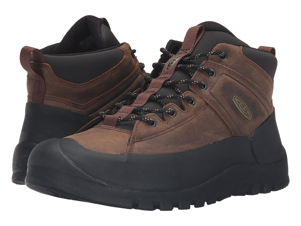 Keen - Citizen Keen Limited Waterproof (Dark Earth) Men's Waterproof Boots
