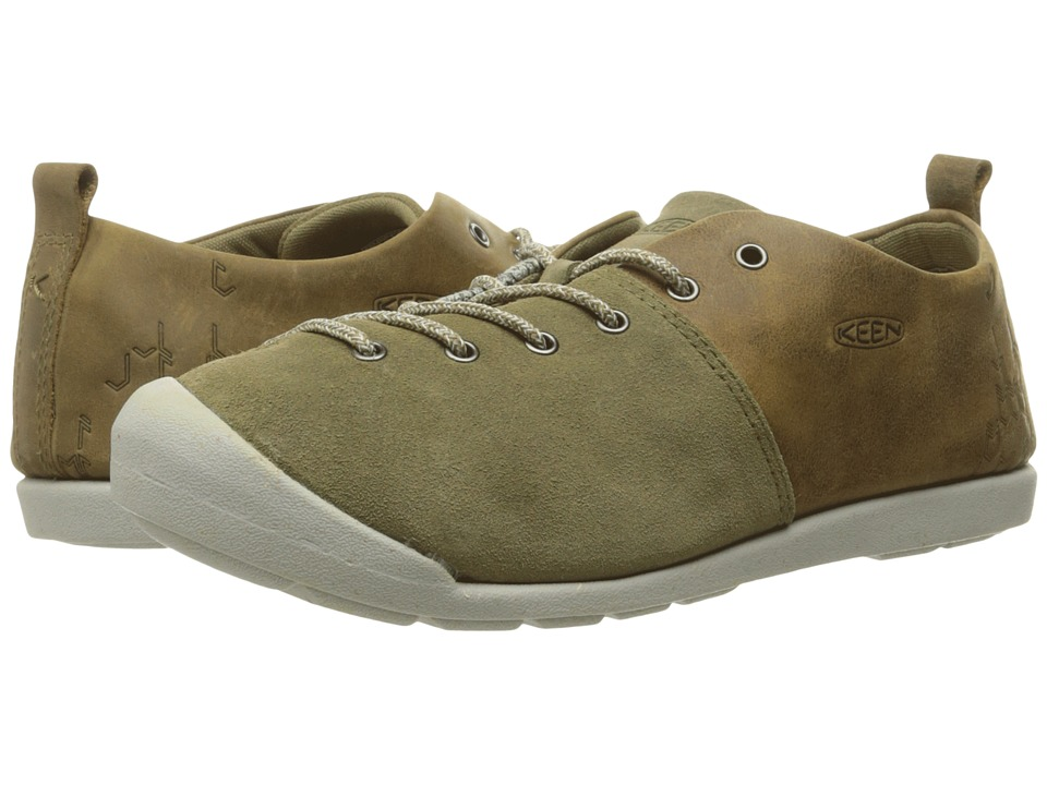 Keen - Lower East Side Lace (Gothic Olive) Women's Shoes