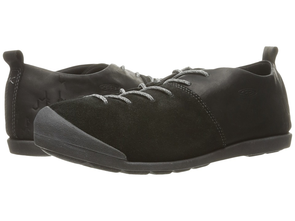 Keen - Lower East Side Lace (Black) Women's Shoes