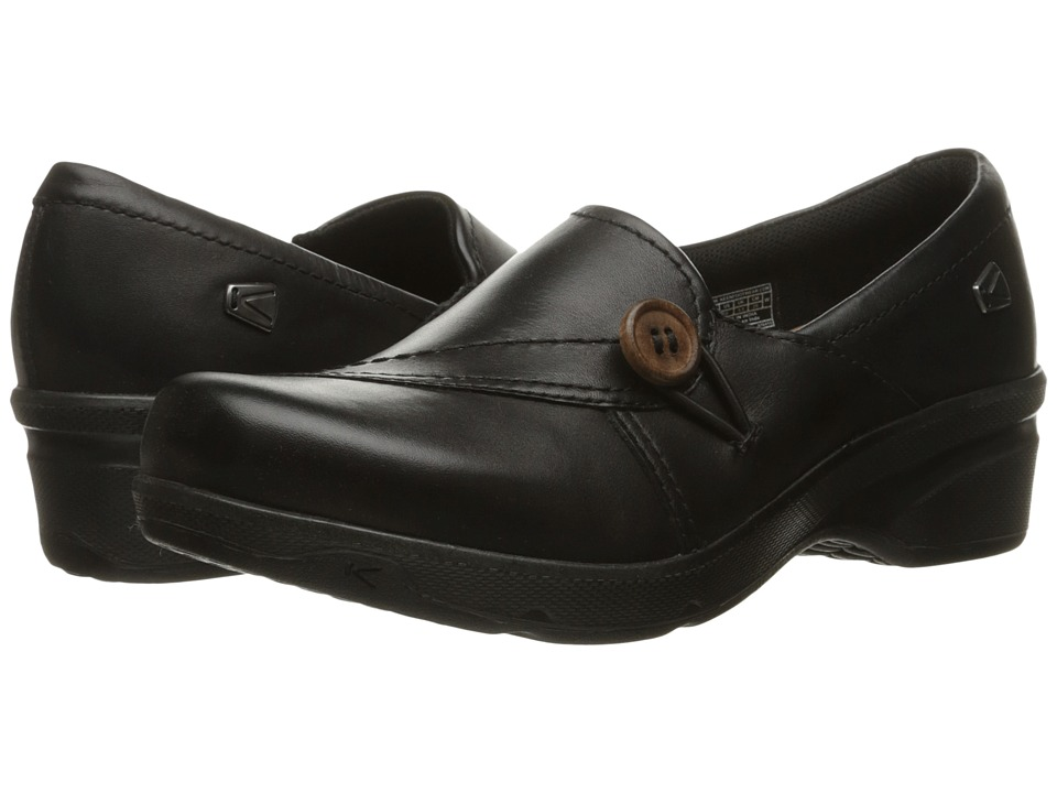Keen Mora Button (Black) Women