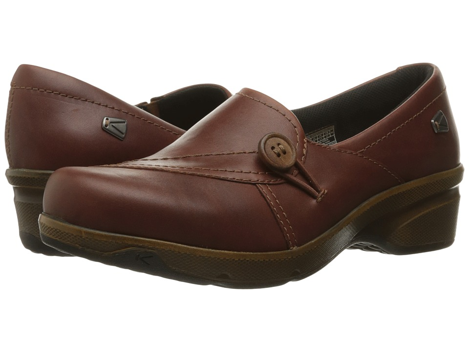 Keen - Mora Button (Barley) Women's Shoes
