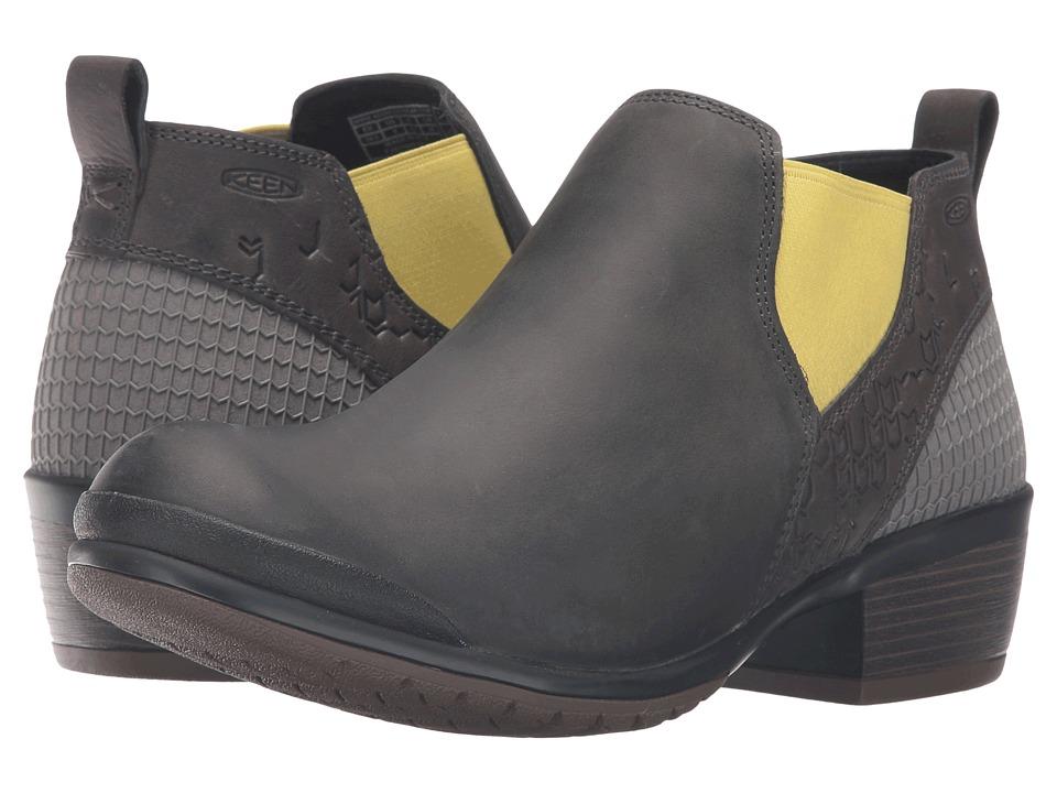 Keen - Morrison Chelsea (Gargoyle) Women's Shoes