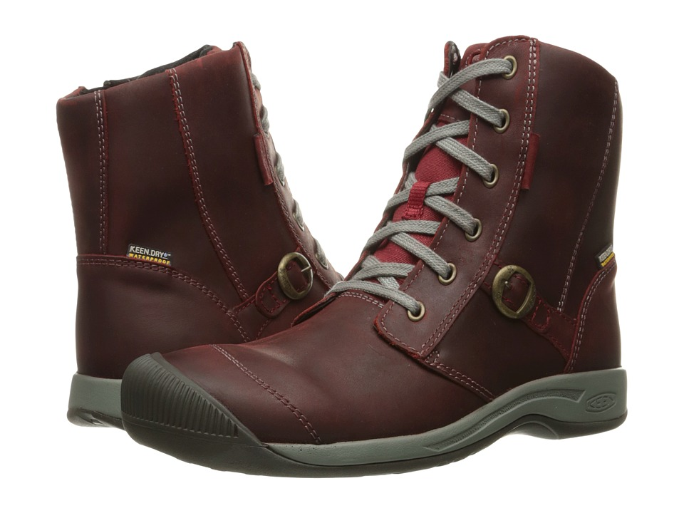 Keen Reisen Zip Waterproof FG (Cider) Women