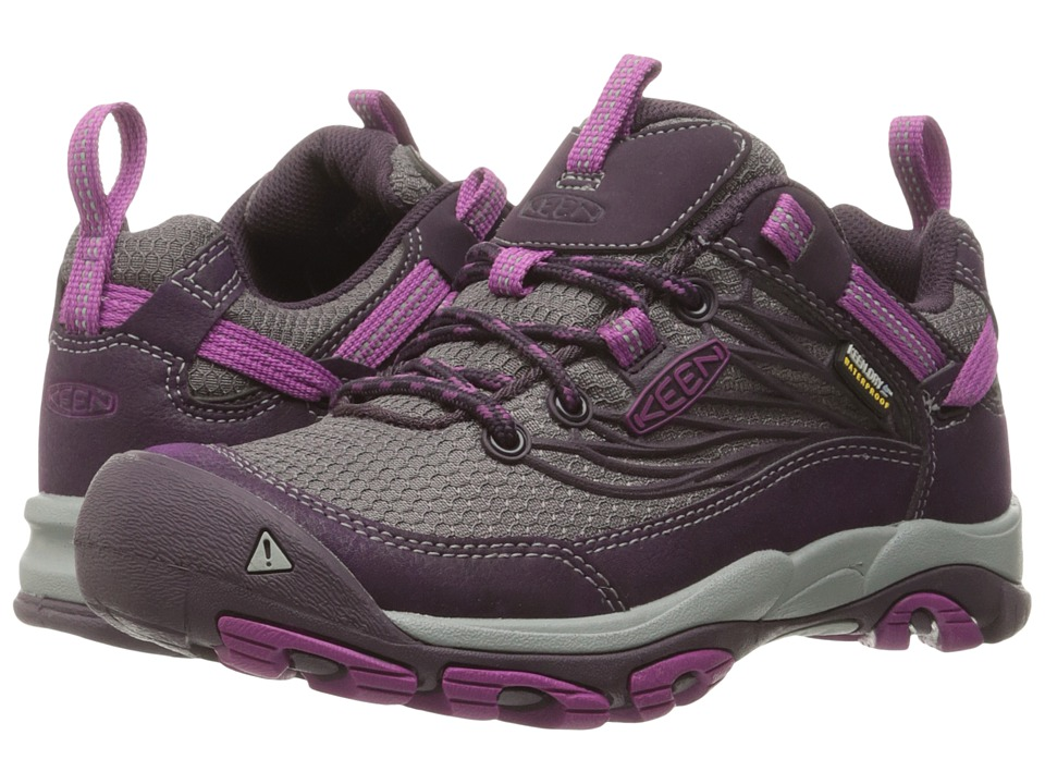 Keen - Saltzman WP (Plum/Purple Wine) Women's Cross Training Shoes