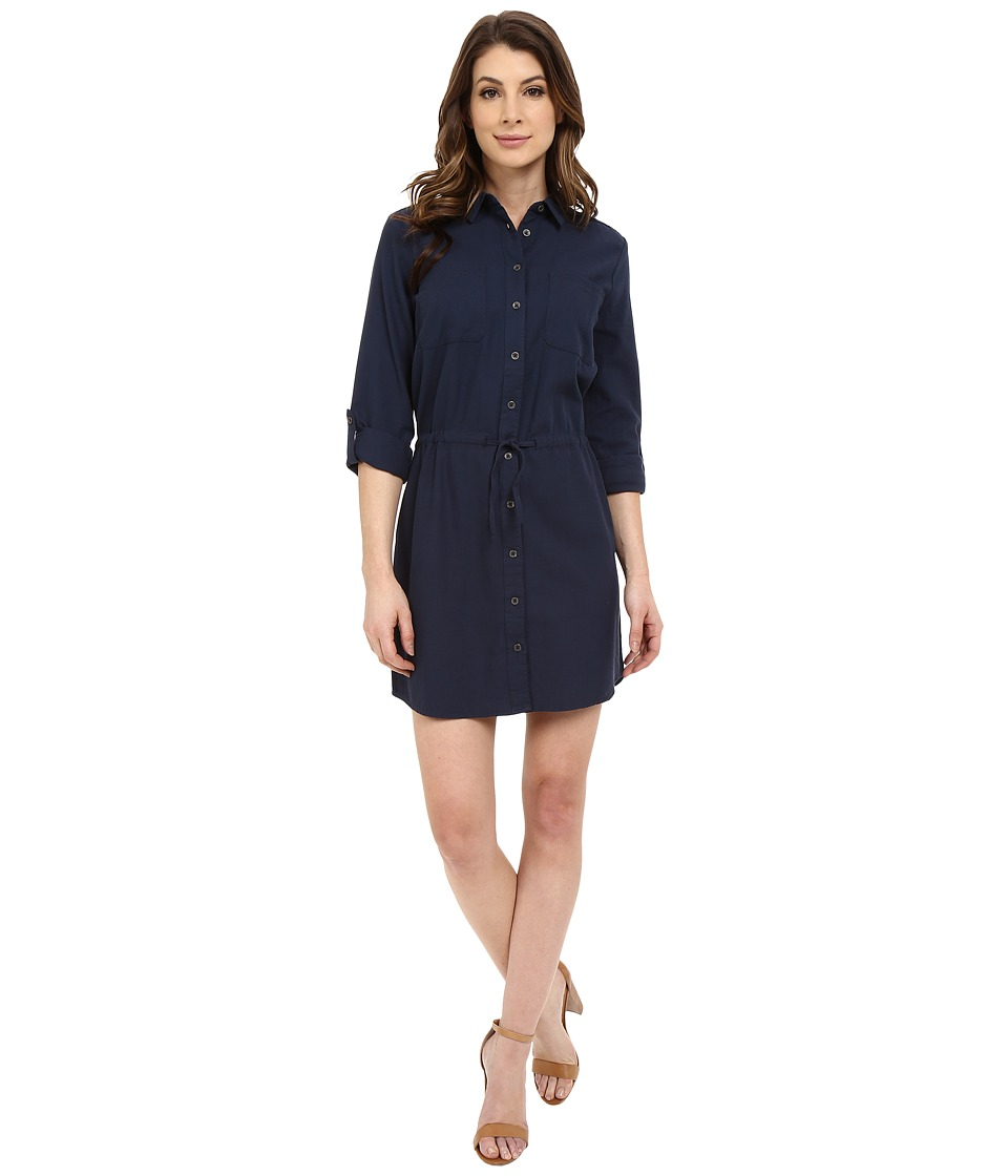 Mavi Jeans - Pocket Dress (Dress Blue) Women's Dress
