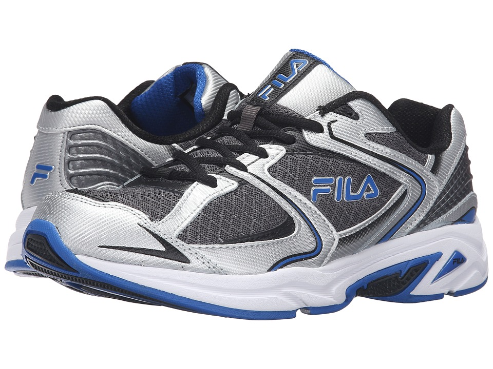 Fila Thunderfire (Dark Silver/Metallic Silver/Prince Blue) Men