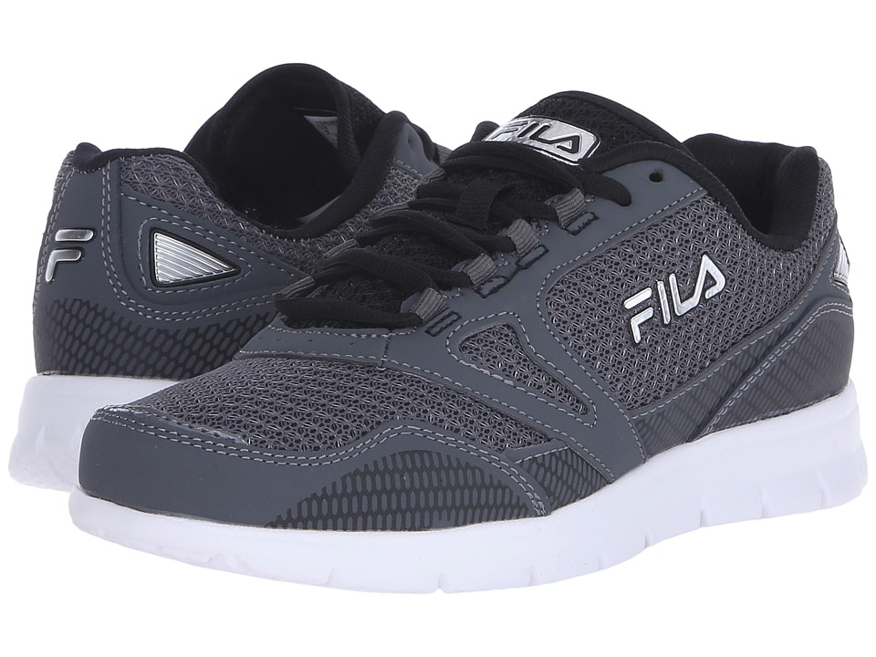 Fila - Direction (Castlerock/Castlerock/Black) Men's Shoes
