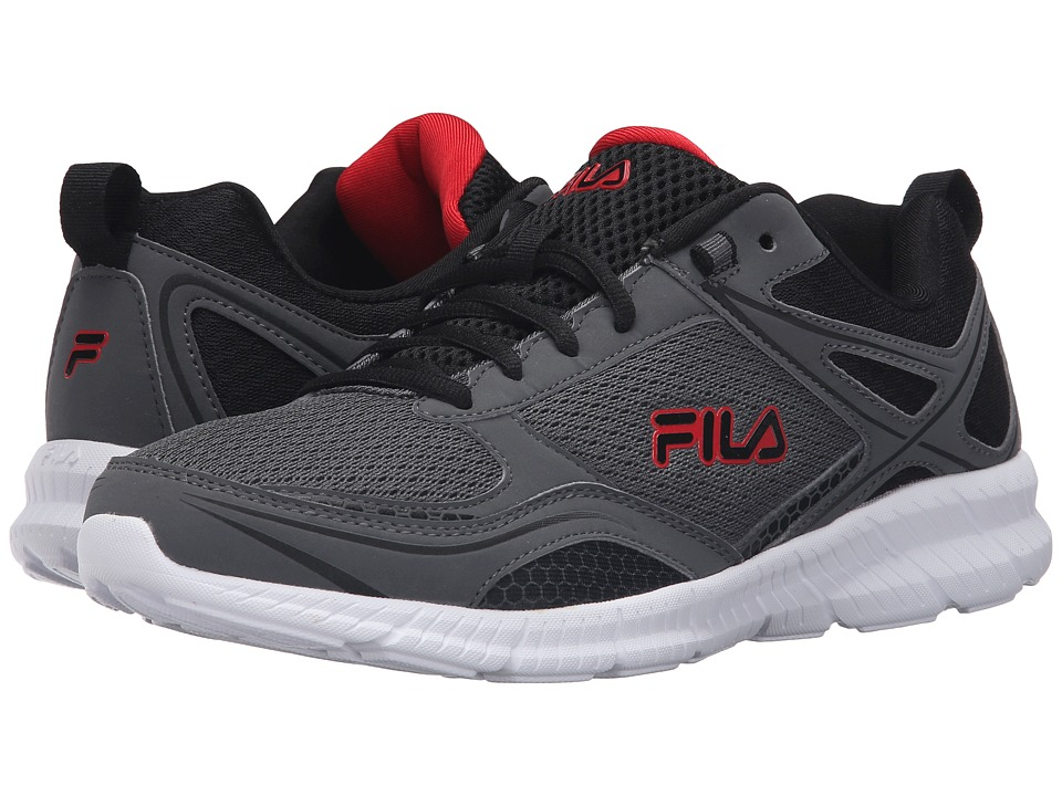 Fila Speedway (Castlerock/Black/Fila Red) Men