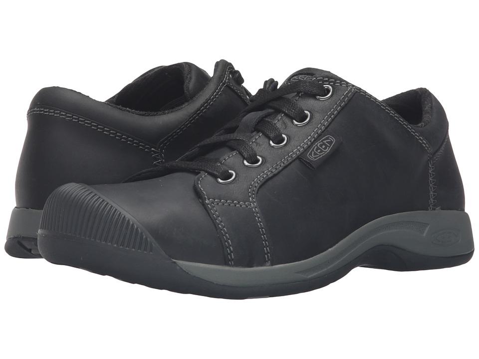 Keen - Reisen Lace FG (Black) Women's Shoes