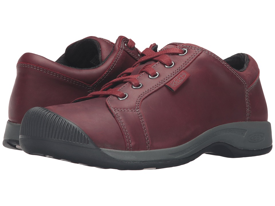 Keen - Reisen Lace FG (Cider) Women's Shoes