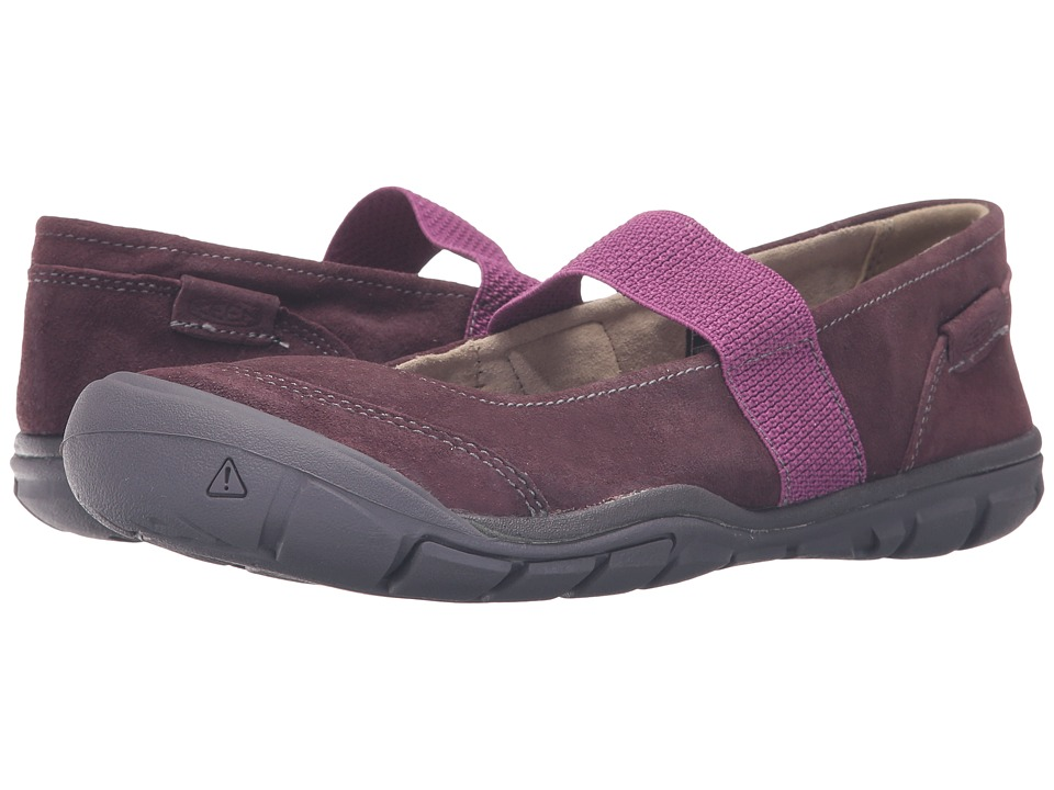 Keen Rivington II MJ CNX (Plum) Women