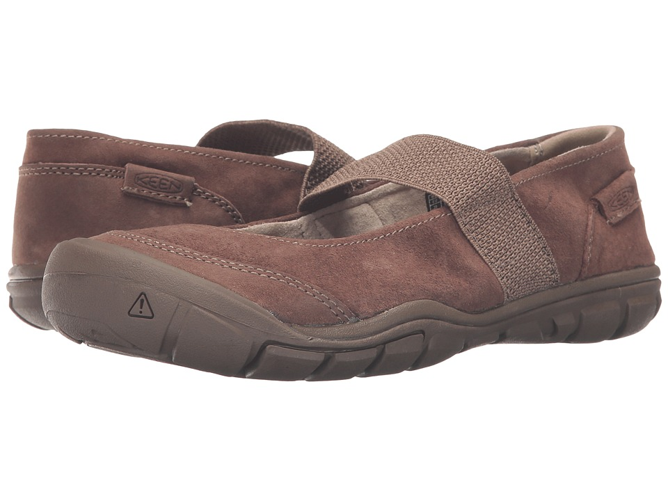Keen Rivington II MJ CNX (Dark Earth) Women