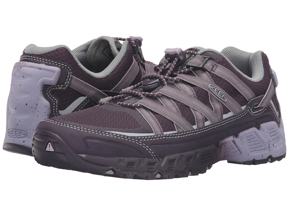 Keen - Versatrail (Pastel Lilac/Plum) Women's Shoes