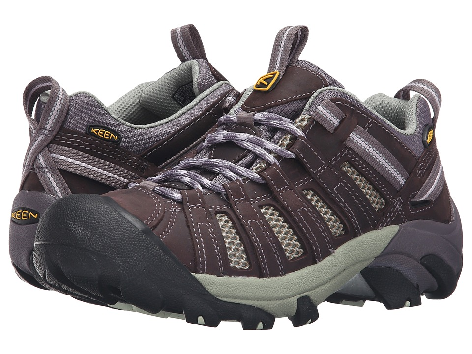 Keen - Voyageur (Shark/Desert Sage) Women's Shoes